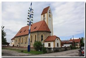 Kirche St. Margaretha Ellmosen