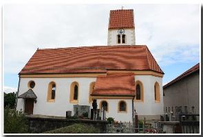 Kirche St. Vitus Mietraching