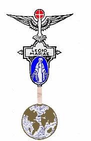 Logo: Legio-Mariae