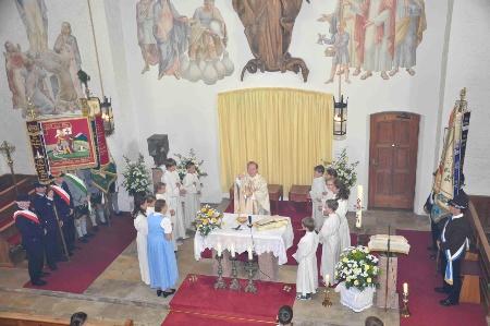 Weißbach 60 Jahre St. Vinzenz
