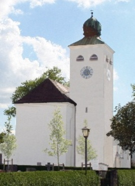 St. Nikolaus in Argelsried