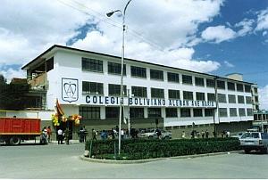 Colegio Ave Maria - Missionsschule in La Paz, Bolivien