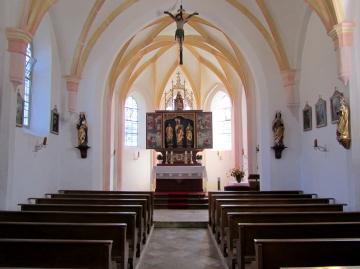 Nikolauskirche Innen