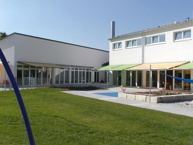 Kindergarten und Krippe