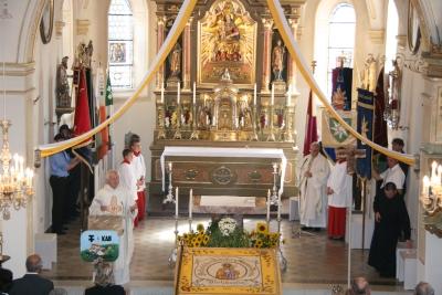 100-Jahr-Feier: Gottesdienst