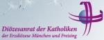 Logo Diözesanrat der Katholiken der Erzdiözese München und Freising