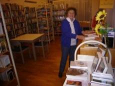 Büchereiansicht im Pfarrheim
