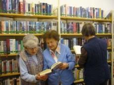 Büchereimitarbeiterinnen St. Capistran