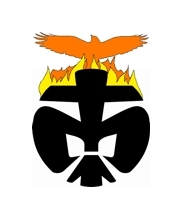 Stammes-Logo klein mit Rahmen