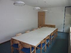 Bibliothek fertiggestellt
