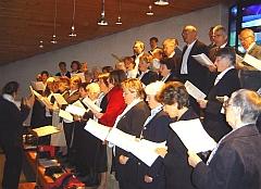 Chor in St. Albertus Magnus