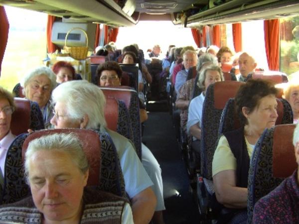 Bus nach Neuburg