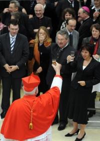 Kardinal feiert in Freising