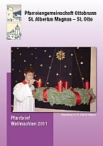 Titelseite Pfarrbrief Weihnachten 2011