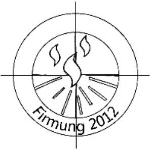 Logo Firmung 2012
