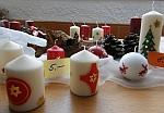 Kerzenverkauf Eine-Welt-Kreis