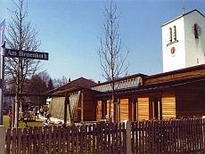 Gindergarten GArtenansicht
