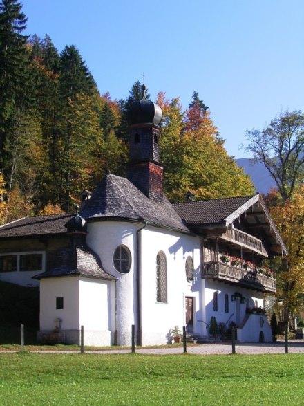 Heilig Kreuz Wildbad Kreuth