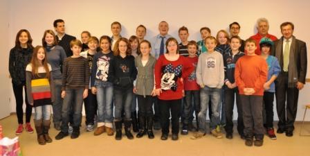 Ministranten Weihnachtsfeier 2011