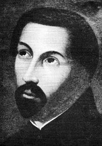 Patron St. Franz Xaver
