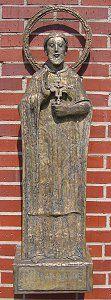 Statue St. Franz Xaver