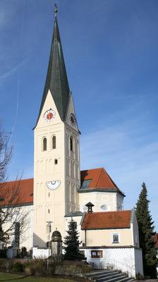 Kirchenansicht von außen