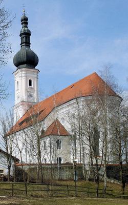 Kirchenansicht aussen