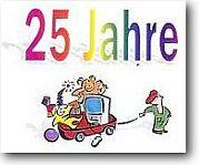 25-Jahre Kindersachenbazar