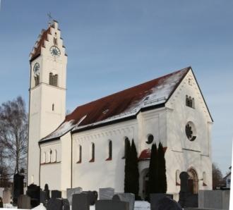 Kirchenansicht außen
