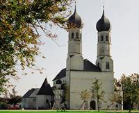 Kirche Weihenlinden aussen