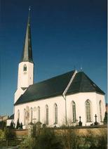 Kirche Kirchdorf aussen