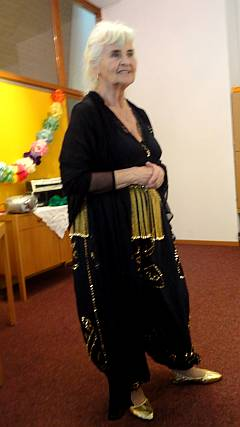 Seniorenfasching am 15.02.2012