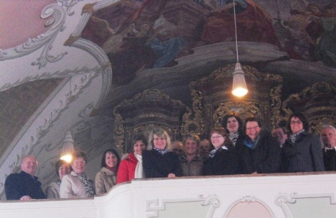 Kirchenchor grünthal 1