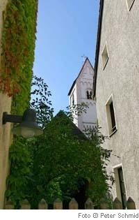 Alte St.-Georgs-Kirche, Foto Peter Schmid