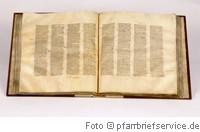 Bibel Pfarrbriefservice