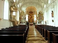 Wallfahrtskirche St. Ottilie in Möschenfeld