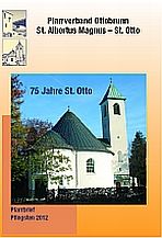 Titelseite Pfarrbrief Pfingsten 2012