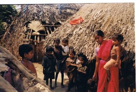 Anbaham<br/>eine indische Familie