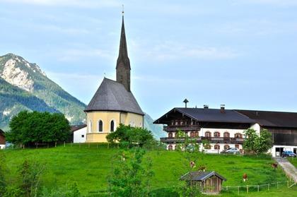 St. Nikolaus neben dem Einsiedlerhof