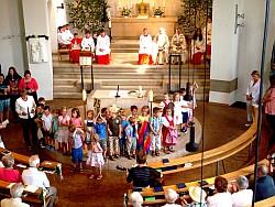 Festgottesdienst 75 Jahre St. Otto