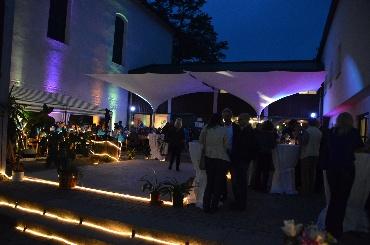 Tulpenschirmfest am 13.7.12 , Pfarrhilfswerk St. Konrad