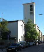 Andreaskirche, Foto: Traudl Schröder