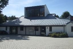 Eingangsbereich Kita