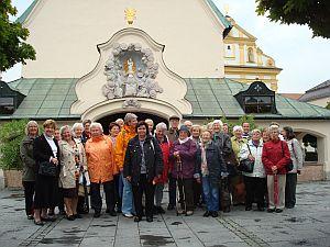 Wallfahrt 2012 des Pfarrverbandes nach Altötting