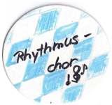 Der Rhythmuschor Logo