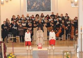 Chor St. Nikolaus