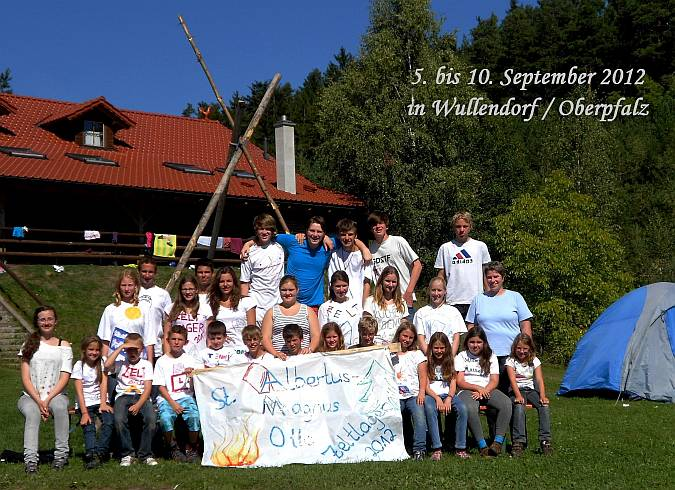 Zeltlager 2012 - Bild 2