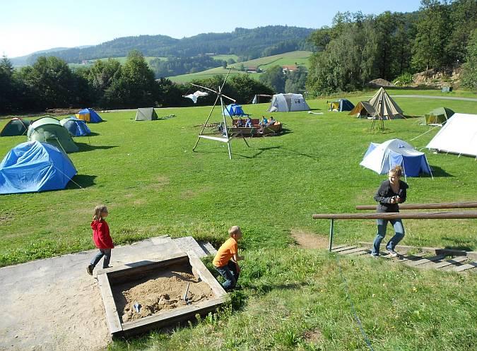Zeltlager 2012 - Bild 3