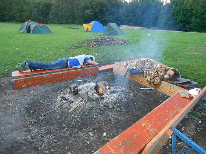 Zeltlager 2012 - Bild 29