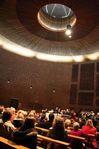 Capistran Konzert 2012 Kuppel